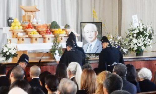天理教 葬儀