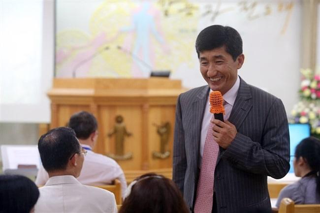 摂理 キリスト教福音宣教会